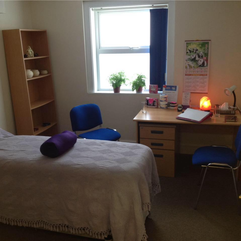 Sarah's therapy room